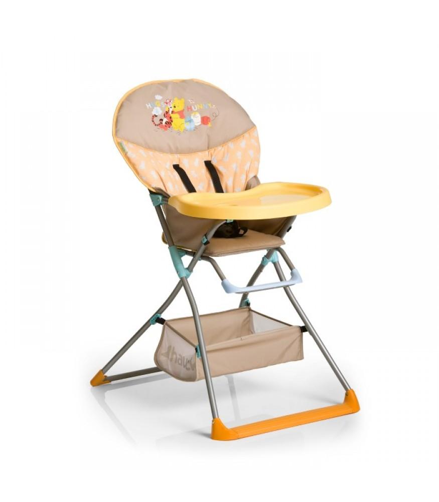 chaise haute pliante winnie et tigrou. Black Bedroom Furniture Sets. Home Design Ideas