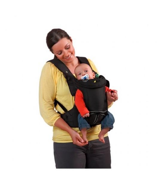 Porte bébé ventral et dorsal