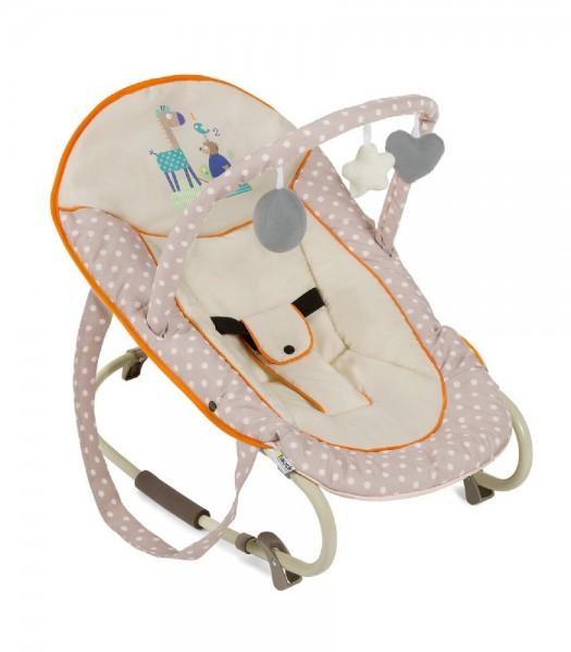 Transat bébé avec arche de jeu