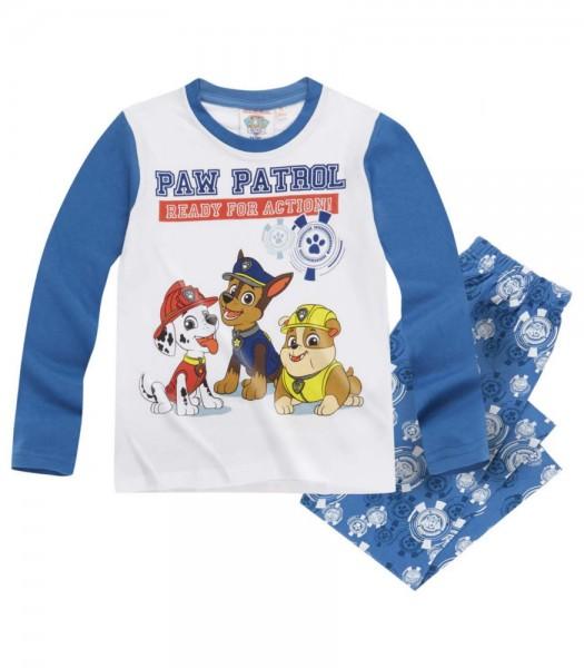 Pat Patrouille pyjama bleu