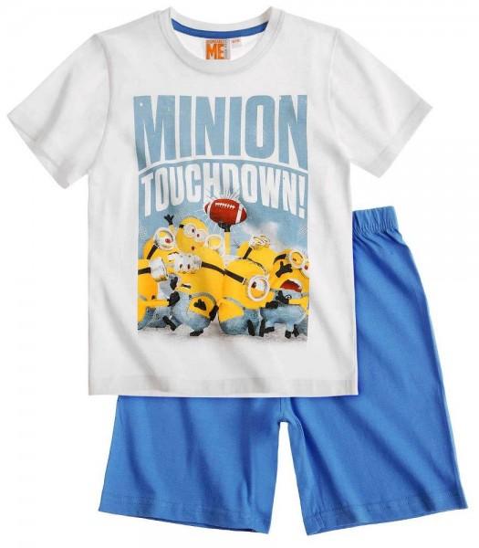 """Pyjama short garçon """"touchdown"""""""