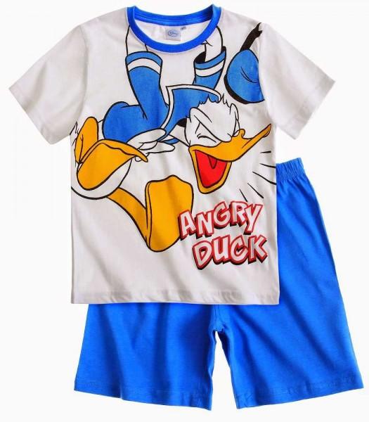 Donald duck Tee shirt et short
